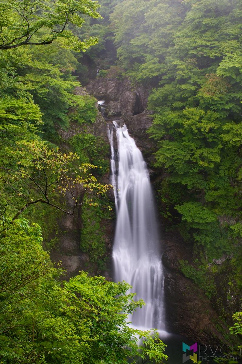 Akiu Waterfall